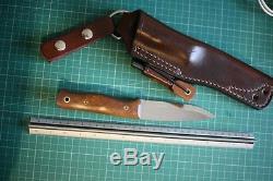 Jacklore Classic Bushcraft Knife