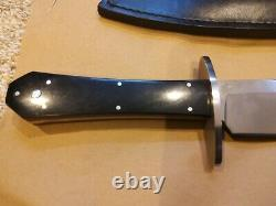 John Greco Custom Hunting Fighting Knife 12