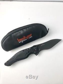 Kershaw Ken Onion Design 1596 Spec Bump Folding Knife, Assisted Open, S30V Steel