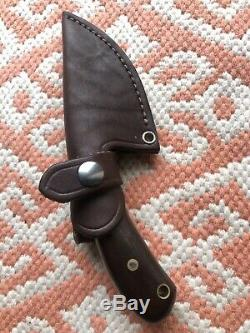 L. T. Wright Handcrafted Knives and ESEE V2 Collective Fixed Blade Knife LT
