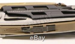 Leatherman MUT Tactical Multi-Tool 420HC Knife with Nylon Sheath & Wrench 850322