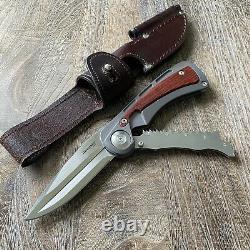 Leatherman STEENS hunting Knife S30V Steel, Aluminum Frame