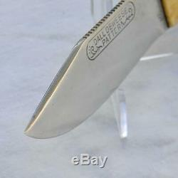 MARBLE'S rare 1912-1923 Dall DeWeese knife, German stag, orig sheath GREAT cond