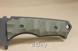 MEDFORD KNIFE EMPEROR FIXED BLADE PRAETORIAN STYLE (4.75 PLAIN) (S11008693)