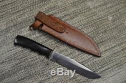 MORSETH HUNTING KNIFE 6 BLADE and SHEATH