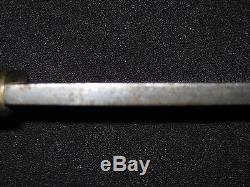 Marbles MSA Gladstone Hunting Knife Old Vintage MSA CO. Mich USA