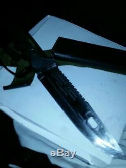 Marto Brewer Explora 6.5 Blade Spec. Forces Survival Knife E-0970