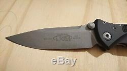 Microtech socom elite folding knife