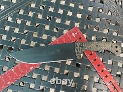 Miller Bros Blades USA Knives with kydex sheath