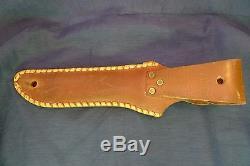 Morseth Hunting Knife