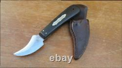Old Antique HENCKELS Germany Marbles-type Fish Fisherman's Knife withSheath RARE