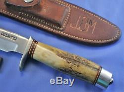 Old RANDALL #5-7. Stag Late 60's RVN Survivor. A Killer Knife
