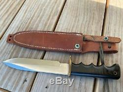 Old Randall Model 16 Dive Knife