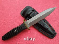 Orig BÖKER A-F BOOT dagger 440C Stainless Steel from 80/90th great KNIFE Germany