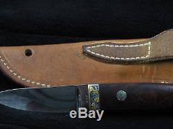 Original R. W. Loveless Semi-Skinner Hunting Knife