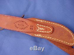 Original Randall Made Gail White Model 21 Knife and Johnson no-hone Sheath