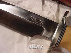 Original Randall Model 14 CDT Attack Knife bayonet dagger spear