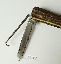 PUMA, Jagdmesser, Taschenmesser, 959, Oberforstmeister FREVERT, 1980, hunting knife