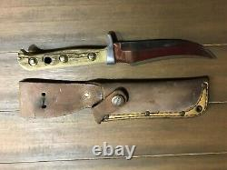 Puma Skinner Knife Stag Handle 6393