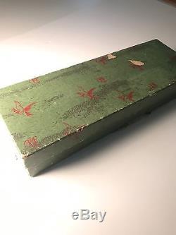 Puma Solingen 6320 8 Abercrombie & Fitch Hunting Knife Original Box
