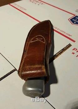 R. H. Ruana Bonner Custom Skinner Hunting Knife M Stamp