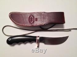 RANDALL MADE KNIVES Model 20 Yukon Skinner WARD GAY Knife Hunting Sheath