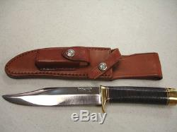 Randall Orlando, Fla. Bowie Hunting Fighting Knife Double Edge Tip