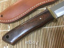 RARE AL MAR BORDER PATROL M40 Knife. SEKI-JAPAN