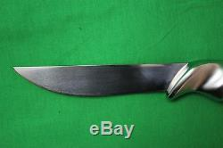 RARE GERBER MAGNUM HUNTER & SHORTY KNIFE With ORIGINAL SHEATH VINTAGE ANTIQUE