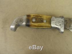 Rare! Vintage Ruana Hunting-fighting Knife, 8 Bonner