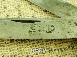 Rare Vintage Wade&butcher Sheffield England Stag Pocket Knife Hunting Knives Old