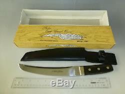 RARE Vintage Parker Eagle Brand Tanto Knife Ninjato Tenchu Dagger AL MAR QUALITY