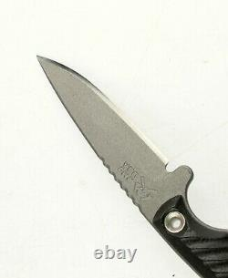 RMJ Tactical Sparrow Nitro-V Fixed Blade Knife