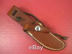 Randall Knife #21 LIttle Game withOriginal Scabbard 1980's Vintage XLNT