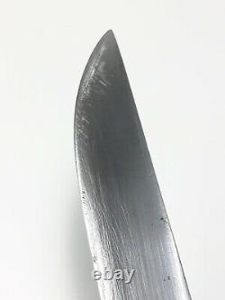 Randall Knife Model 10-7 Brown Micarta Handle Salt Fisherman/ Household Utility