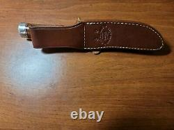 Randall Knives USA Model 3-5 Hunting Knife With Sheath Never Used Or Carried
