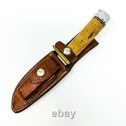 Randall Made Knives #23 GameMaster with Model A Leather Sheath Custom Knife