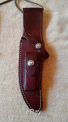 Randall Trailblazer Hunting Knife with Original Sheath Extra Fine Condition NR