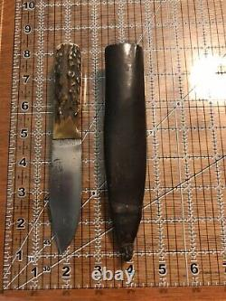 Rare Marbles Dall Deweese Knife