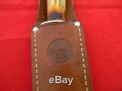 Remington Rh-73 Vintage Hunting Knife