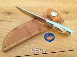 Ruana 10b Midget Smokejumper Knife With A Sticker Blade Seldom Seen Design USA