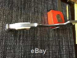 Ruana Knives model 22 hatchet with makers sheath