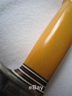 S MORSETH CUSTOM MADE HUNTING KNIFE 88A 43 & ORIGINAL MORSETH SHEATH