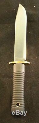 Seki Japan Teton Bowie Hunting/survival Knife