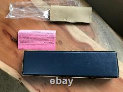 Smith & Wesson Knife USA Blackie Collins Design Mod. 6030 Survival Knife NOS