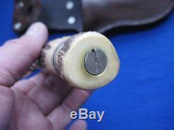 Steve Morseth Classic Stag Hunting/Skinning Knife