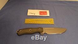 Swatmandu Swamp Rat Knifeworks Busse Knife INFI G10 Hunting Fighting Rare