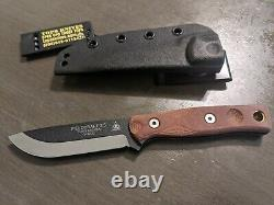 TOPS BOB Fieldcraft 3.5 hunting survival knife Y-1233