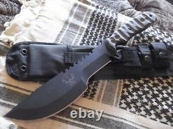 TOPS Skullcrusher SXB EJ Snyder Large WSK Tracker Knife