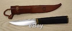 Tapio Wirkkala Puukko Finland Fixed Blade Hunting Knife with Sheath! Awesome